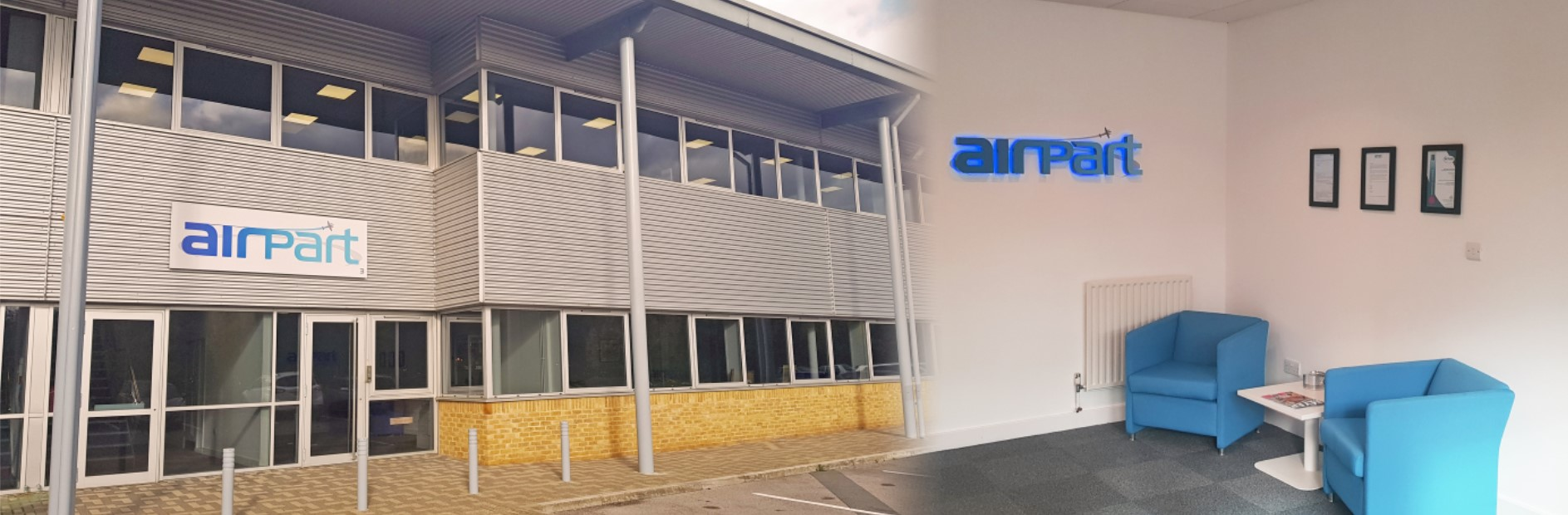 Welcome to Airpart Supply Ltd